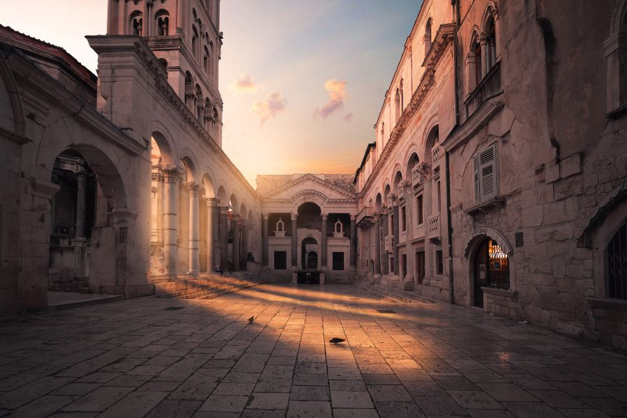 Split,-Croatia